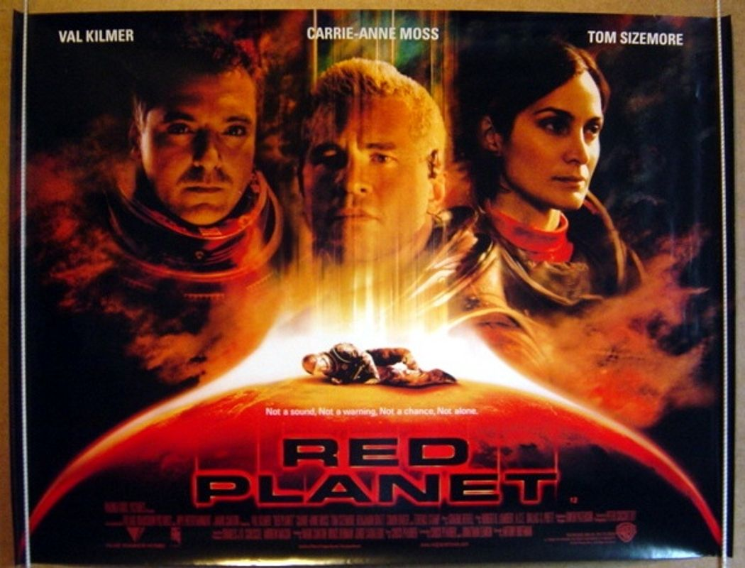 The Red Planet | Sci Fi Rules! | Pinterest | Red planet ...