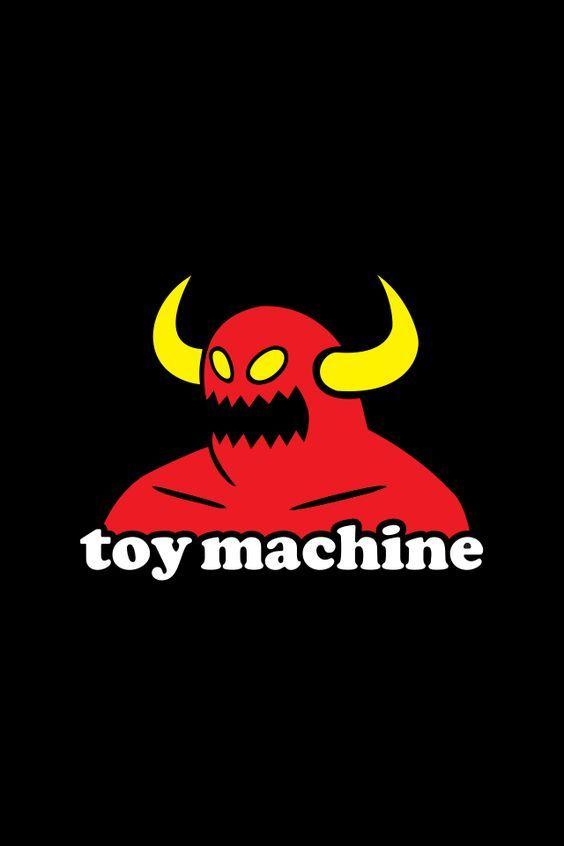 Toy Machine Wallpapers Skateboard Art Skateboard Logo