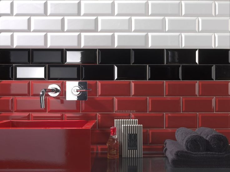 37+ Credence cuisine brique rouge ideas