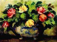 Kukkia by Jalmari Ruokokoski