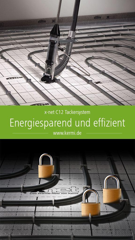 Der Klassiker der #Fußbodenheizung - stark in Haltekraft und ...