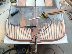 A 21′ South Bay Catboat By William & John Atkin, made in france – Page 5