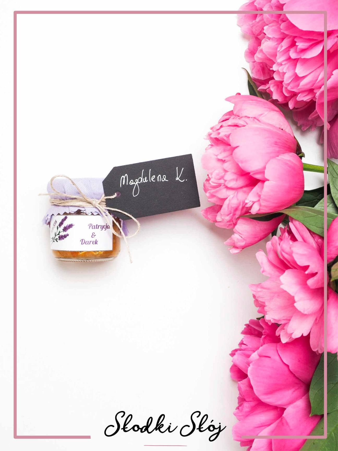 Letnie Wesele Podziekowania Dla Gosci Place Card Holders Stud Earrings Card Holder