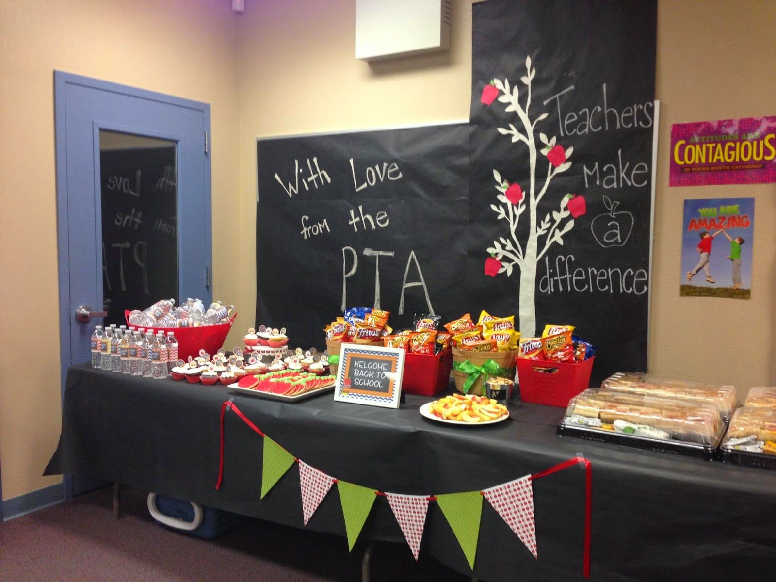 Thursday May 10 Teacher And Staff Luncheon For