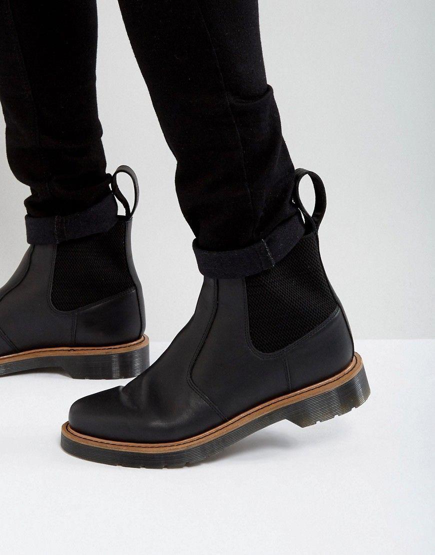 DR MARTENS HARDY CHELSEA BOOTS - BLACK.  drmartens  shoes     menssneakersforwork a4530de641c