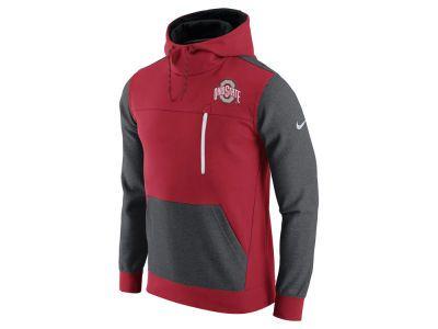 d6b29f89 Nike NCAA Men's AV15 Fleece Pullover Hoodie | 2017 Buckeye Official ...