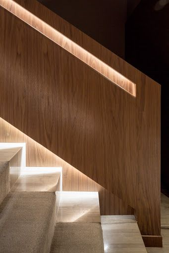 21 Staircase Lighting Design Ideas Pictures: Staircase Design, Stairs