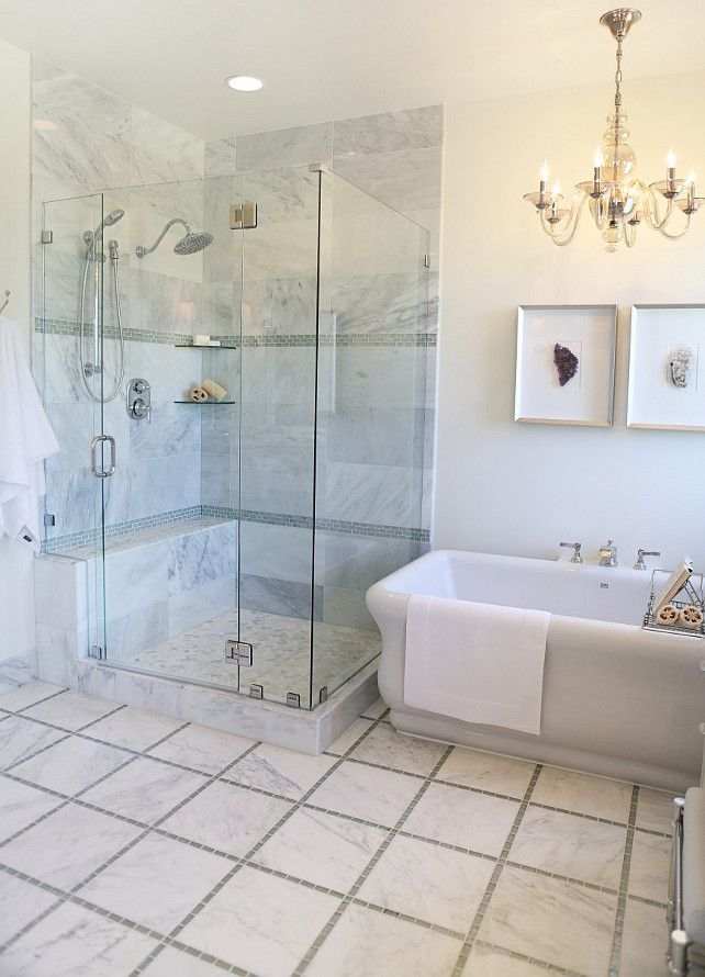 Timeless Bathroom Design Via Home Bunch Timeless