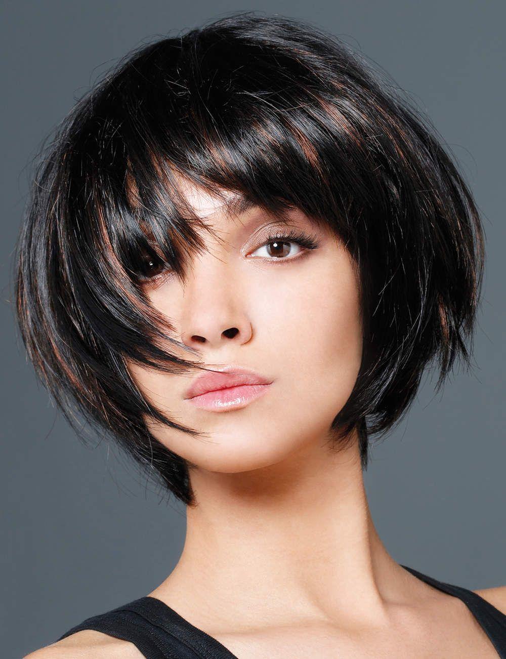 un carr volumineux les tendances coupes de cheveux de l 39 automne hiver femme actuelle coupe. Black Bedroom Furniture Sets. Home Design Ideas