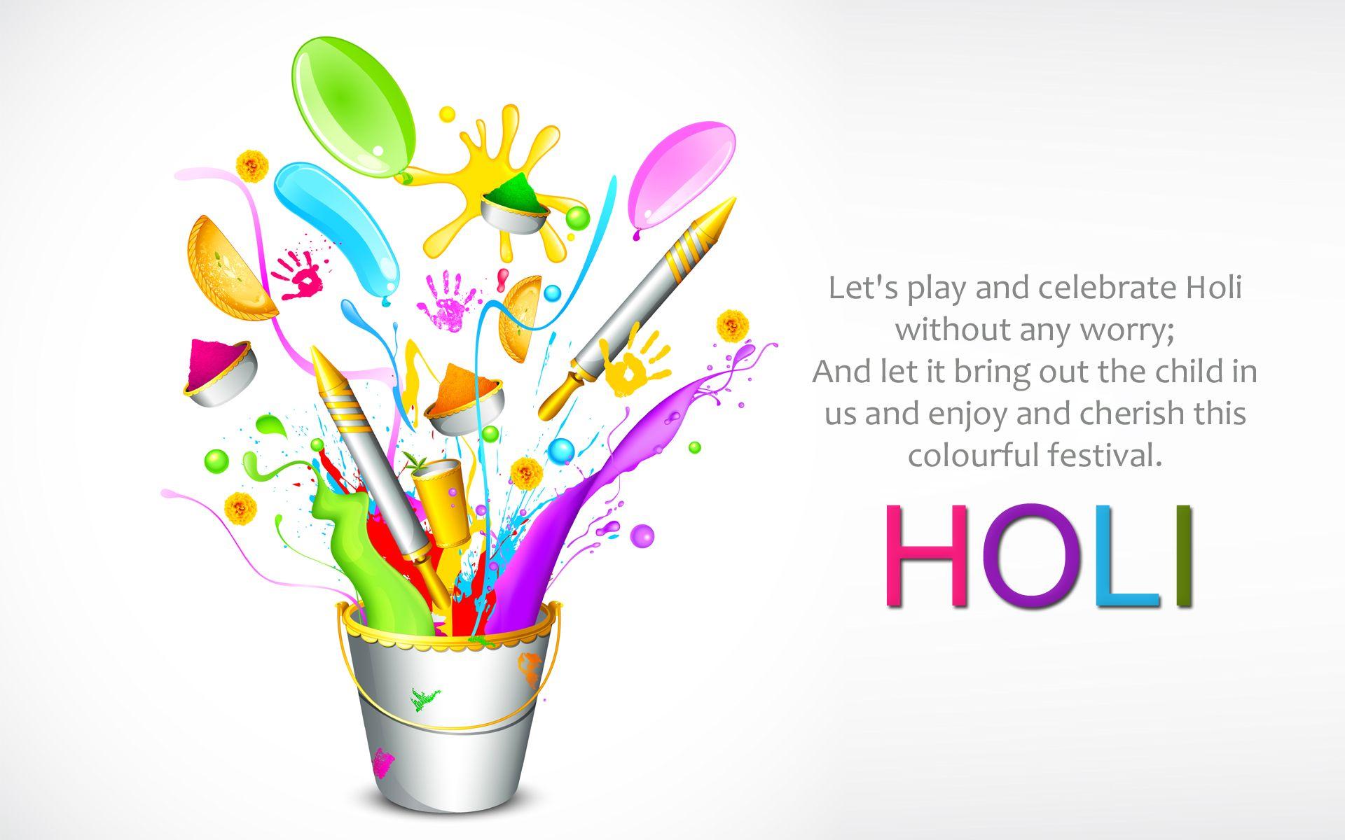 Holi wishes gretings and whatsapp images Happy Holi