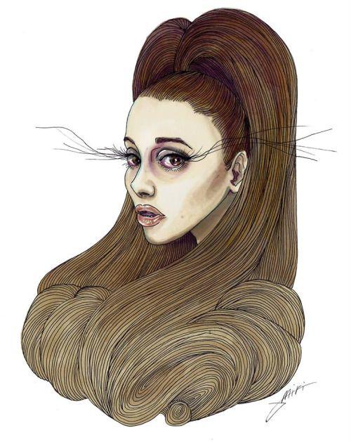 Achraf Amiri Illustration.