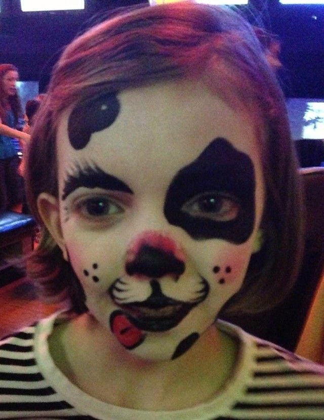 Easy Halloween Makeup Ideas for When Your Kid Needs a Cute Last - cute makeup ideas for halloween