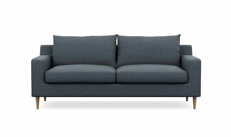 reviewed the most comfortable sofas at interior define u2014 the apartment therapy sofa squad