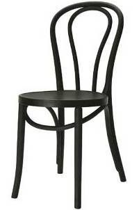 Genial Vienna Cafe Chairs (crate And Barrel)