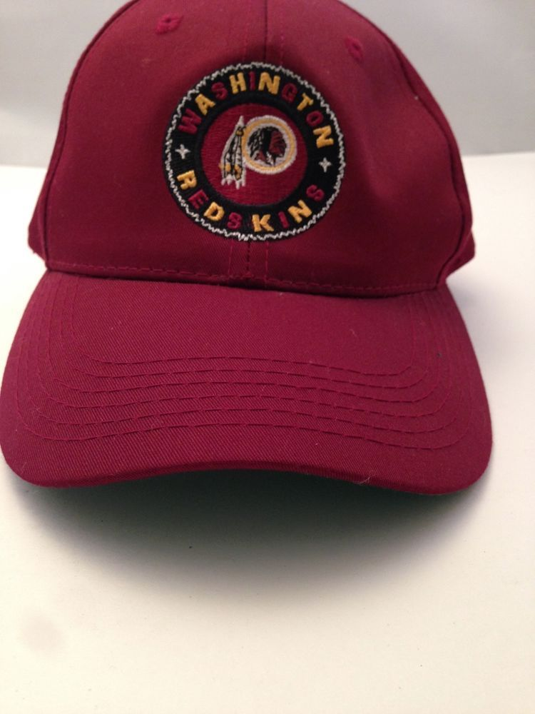Washington Redskins Youth Burgundy and Gold Cap Hat NFL Football Game East   WashingtonRedskins 058629821