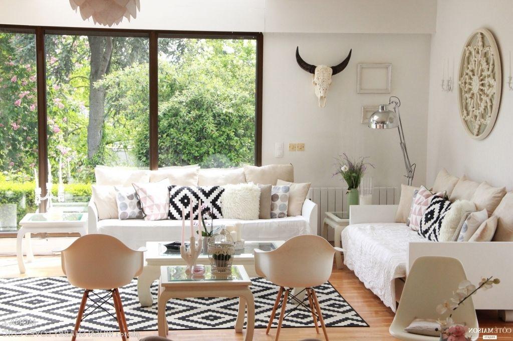Interieur Maison Scandinave Moderne Décoration - Wishlist Pinterest