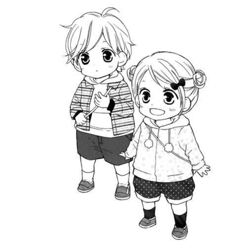 Anime Boy And Girl Image Anime Child Anime Baby Anime