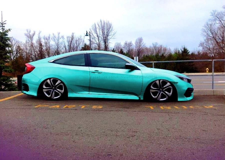 Civic sedan image by AllNewHondaCivic 2016 on First Full