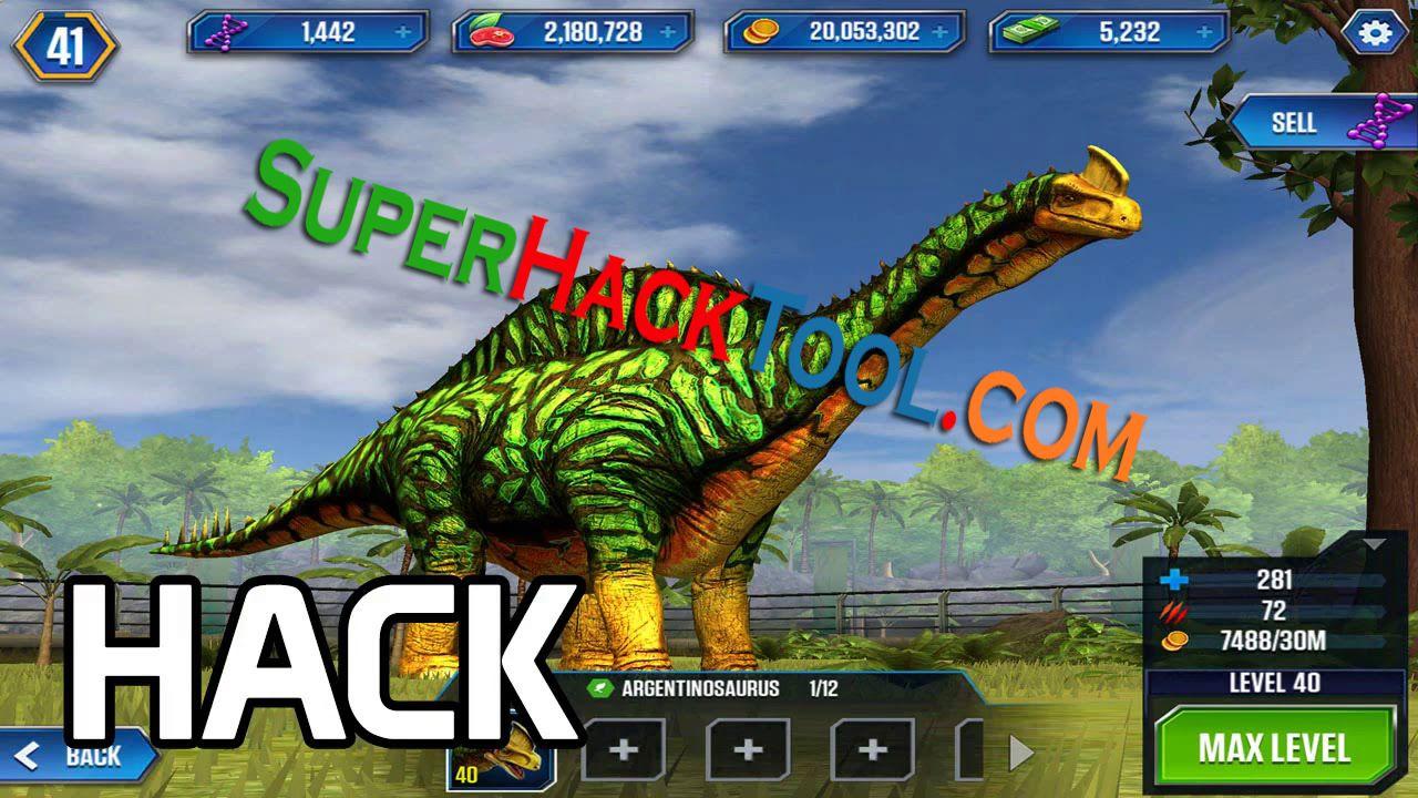 LATEST! Jurassic Park Builder Hack 2018 Unlimited Free Bucks