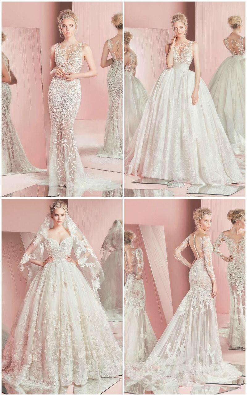 Zuhair Murad nueva colección de vestidos de novia para verano 2016 ...