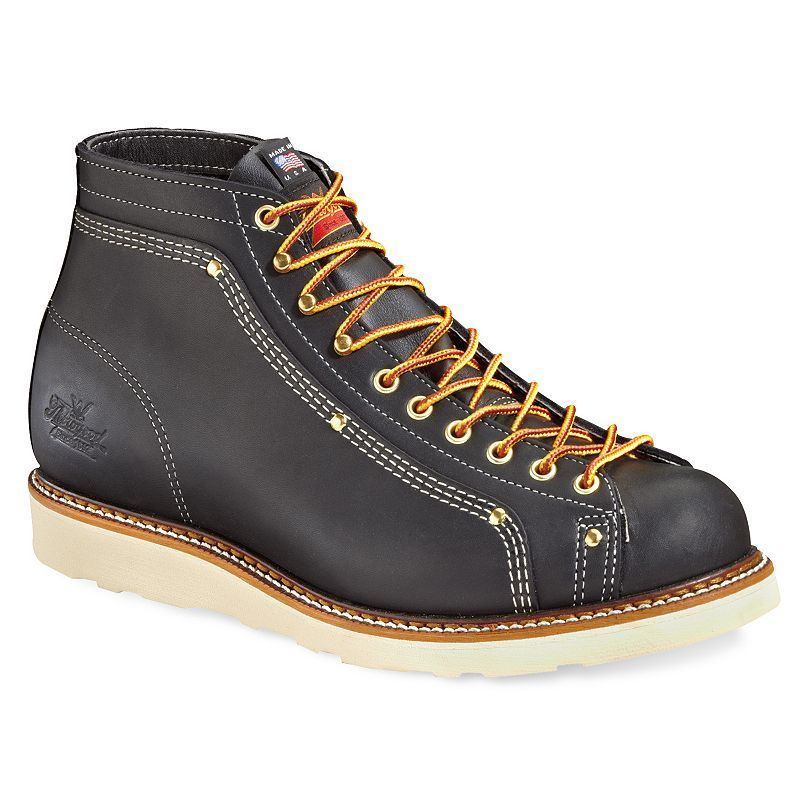 57a7fd81bad Thorogood American Heritage Roofer Lace-To-Toe Men's Work Boots ...