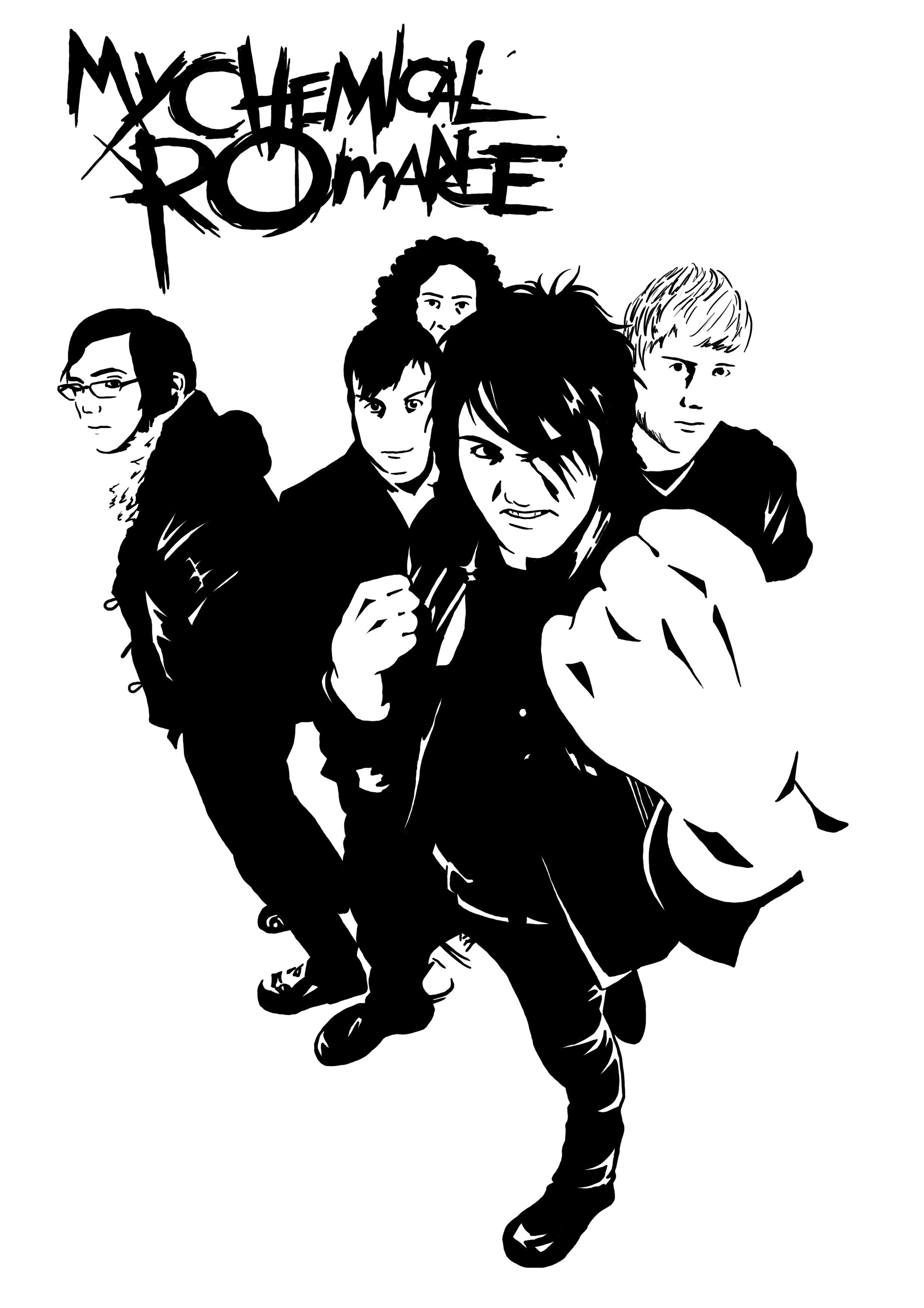 Mcr iphone wallpaper tumblr - My Chemical Romance