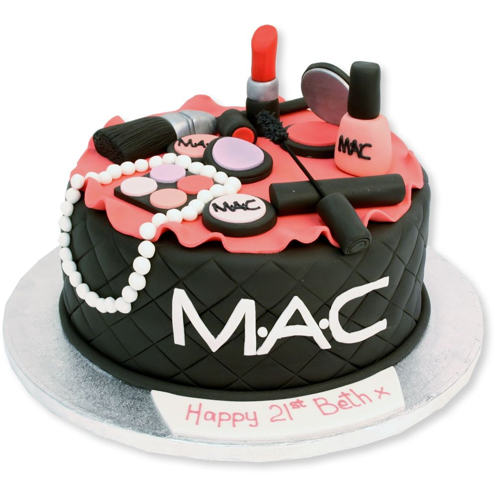 Makeup cake ou comment allier gourmandise et beaut Makeup cakes