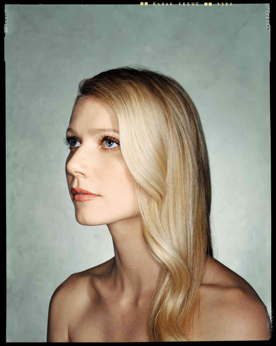 Gwyneth PALTROW by Dan Winters.