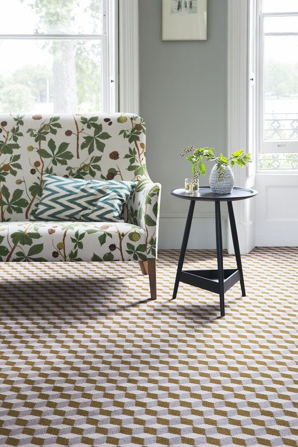 Ben Pentreath Adds More Quirkyness to Alternative Flooring