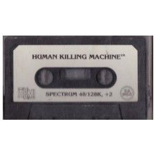 HKM: Human Killing Machine Tape Only for ZX Spectrum from U.S. Gold