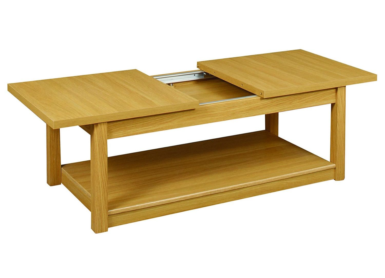 Light Oak Finished Coffee Table With Useful Storage Under Its Clever Slide Open Top 235 99 Www Worlds Co Uk P Huxley Htm