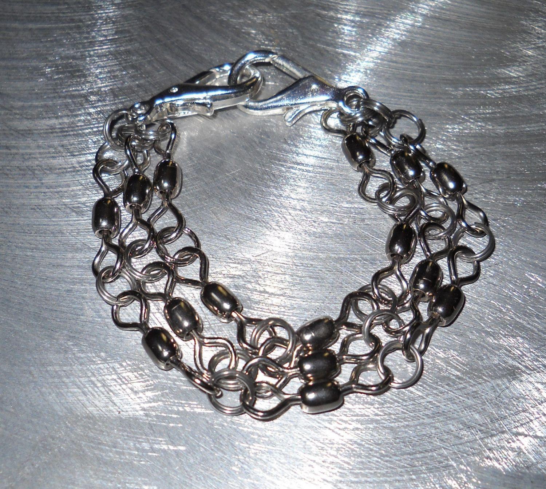 Fishing Bracelet Swivels Yupp Making This Soon But Better