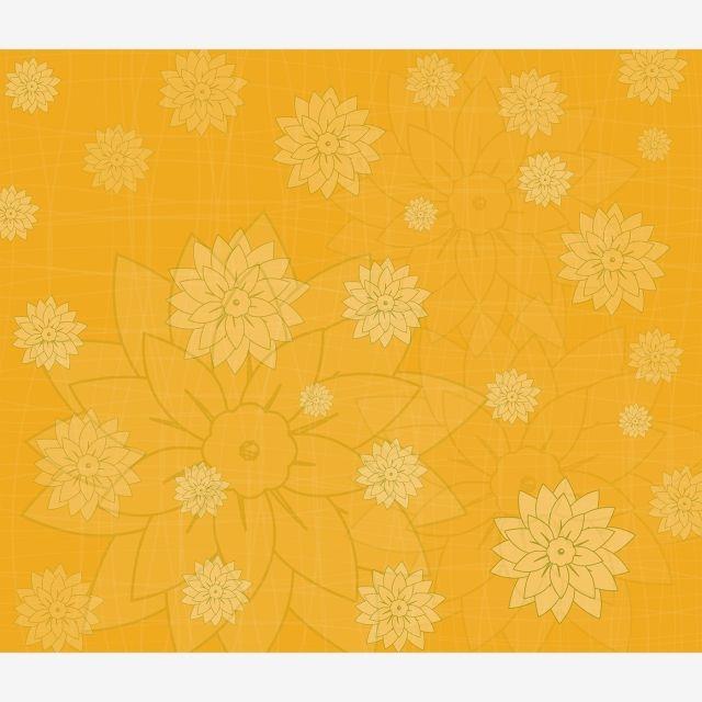 Beautiful Yellow Flowers, Wallpaper Elements, Wall...