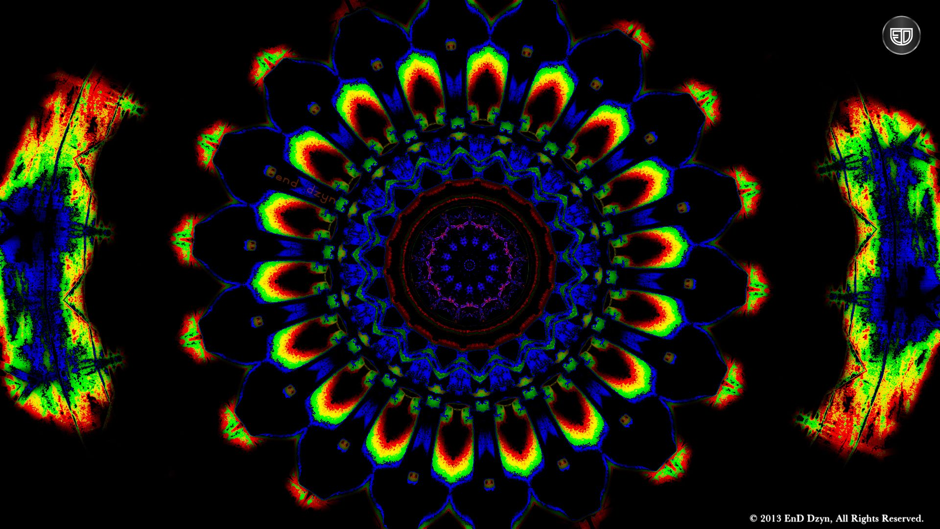 Psychedelic Hd Background Wallpaper Trippy Colorful 3d Live Wallpapers Trippy Pictures Trippy Wallpaper