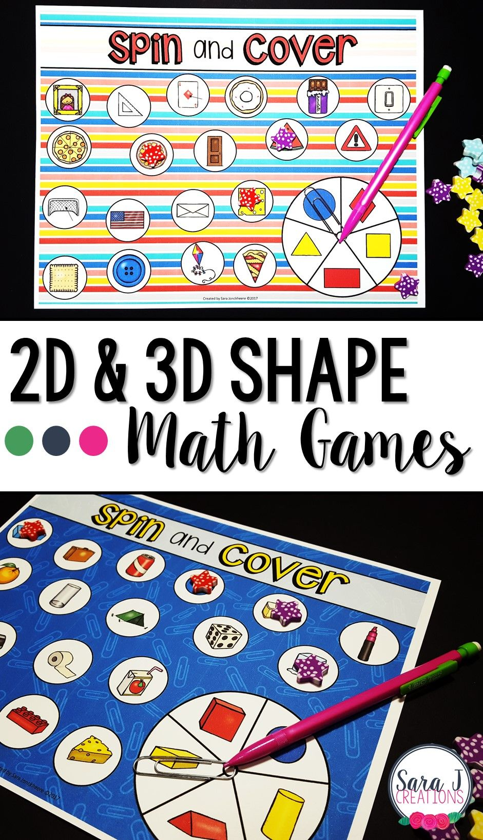 Free Printable Games For Teaching 2d And 3d Shapes With Real Life Objects Shapes Kindergarten Shape Games Shapes Preschool [ 1636 x 941 Pixel ]