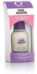 Orly Nail Armor 0 6 Oz By 7 15 Liquid Silk Wrap Strengthens Nails While Ridgefiller Smoothes The Surface For A Flawless Finish