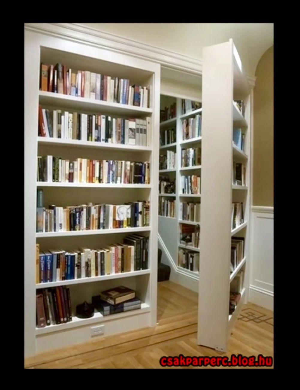 Hidden Library!