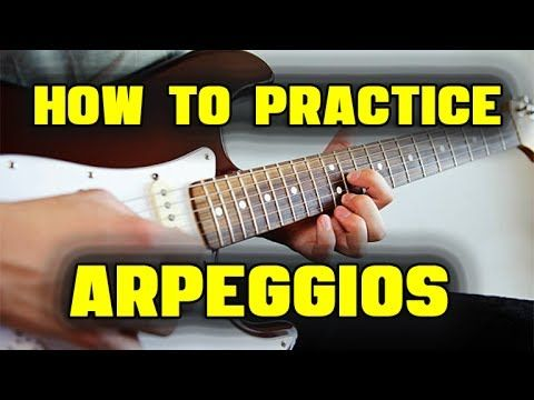 How to Play Arpeggios Guitar - Beginners Guide - Guitar ...