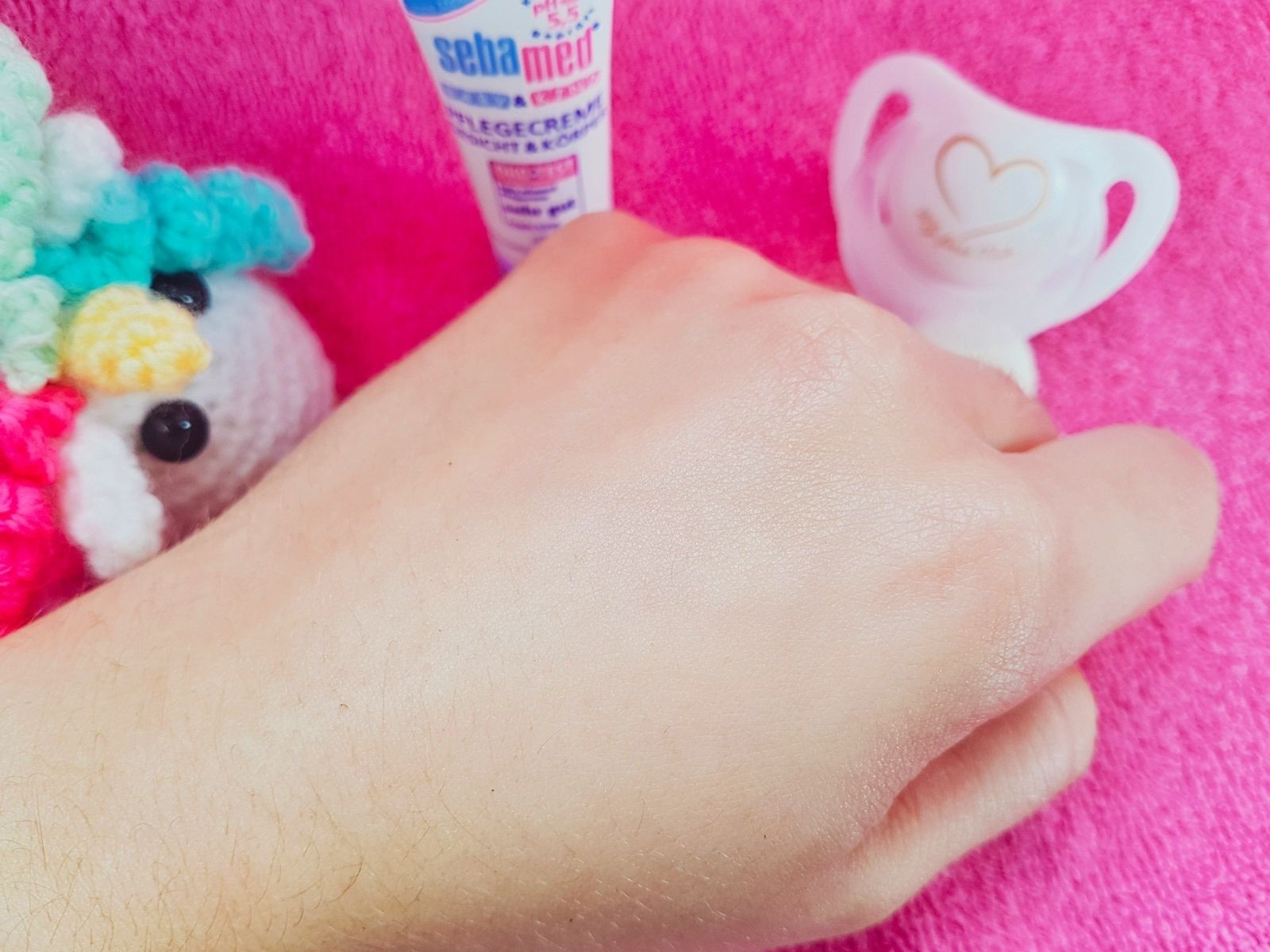 Sebamed Baby & Kind Pflegecreme Gesicht & Körper