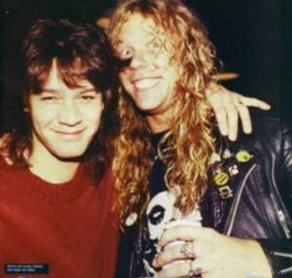 Metallica Venezuela On Twitter Van Halen Eddie Van Halen Metallica