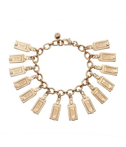 5c8e5c0a128b9 The Jet-Set Charm Bracelet #HENRIBENDEL | Luxurious Getaway Packing ...