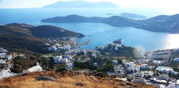 ☼ Grecia Greece ☼ Cyclades Island La isla de Ios, Islas Cícladas, Grecia, Islas Griegas