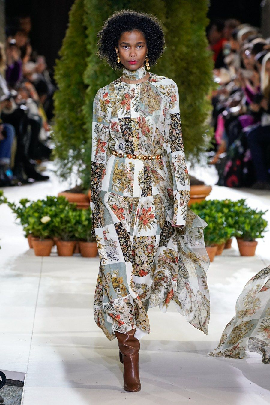 Oscar de la Renta Fall 2019 Ready-to-Wear Fashion