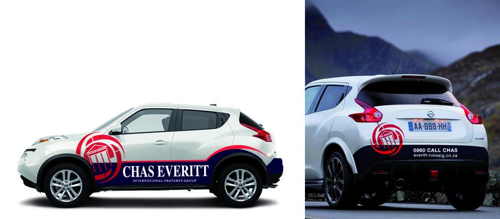 CE Vehicle Branding