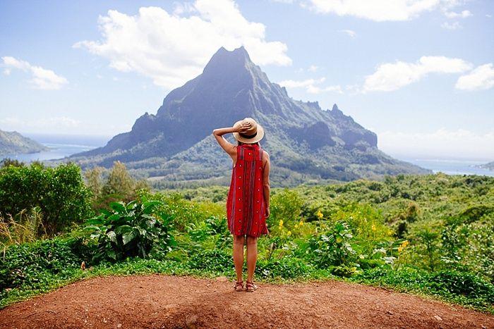 Exploring Moorea in French Polynesia                                                                                                                                                                                 More