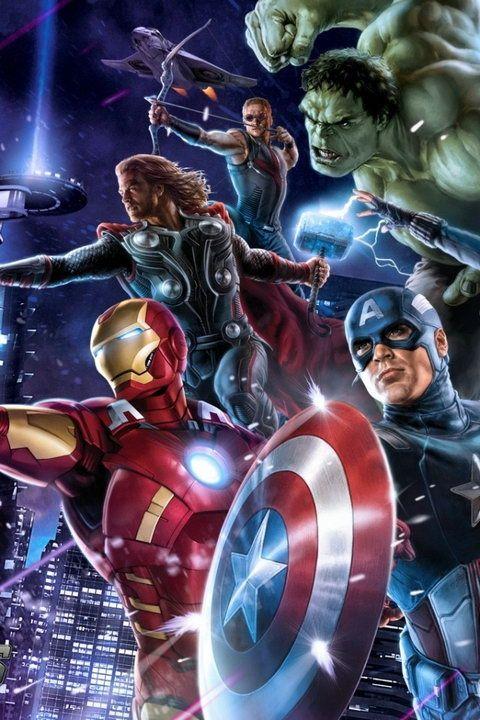 Avengers Marvel Wallpaper Phone Fonds D écrans En 2019