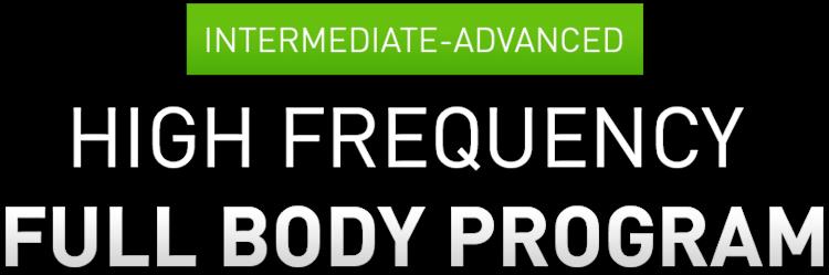 Jeff Nippard Full Body Program Full Body Training Bodybuilding Program