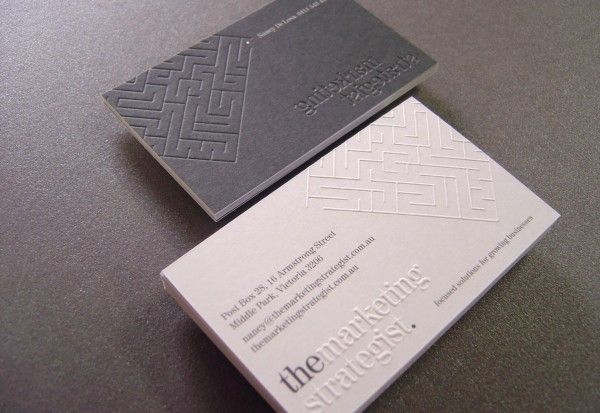 The marketing strategist posted 132 am sunday may 29 2011 in the marketing strategist posted 132 am sunday may 29 2011 in business card embossing the marketing strategist business cards offset printed and reheart Images