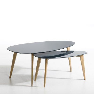 Ensemble De Meuble Design Am Pm Coffee Table Round Wood