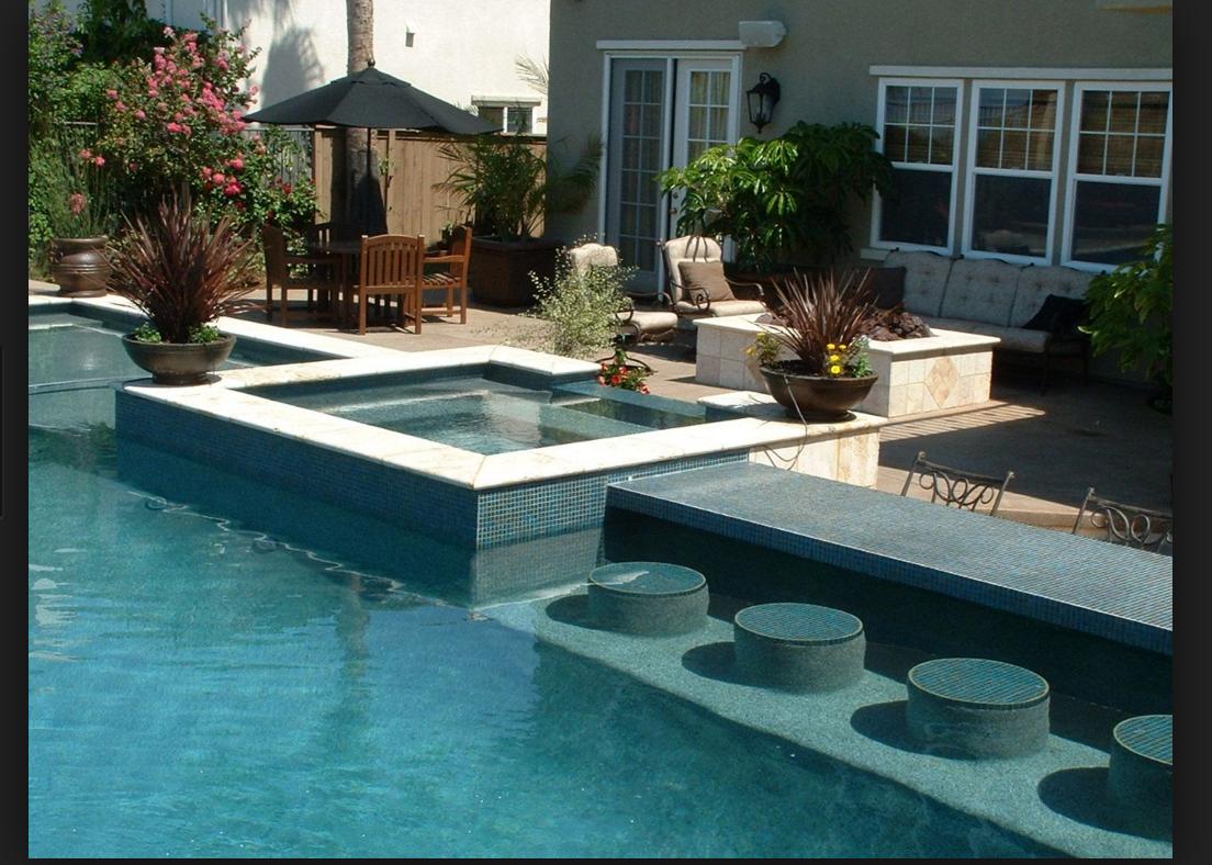 Square Swimming Pool Designs | Pin By Greta Black On Palm Springs Backyard Pinterest Pool Bar
